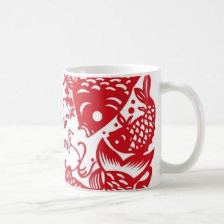 Custom Koi Carp Fish Lover Mug