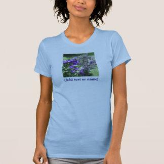 Custom Ladies Twofer Sheer T-shirt