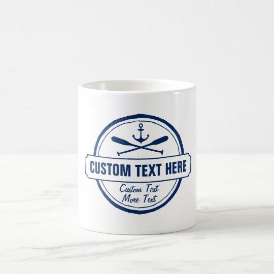 Custom Lake, Beach House & Boat Nautical Anchor