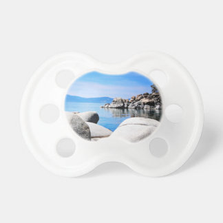 Custom Lake Tahoe Sand Harbor Photograph Dummy