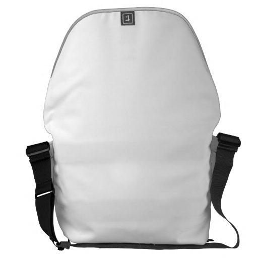 Custom Large Messenger Bag