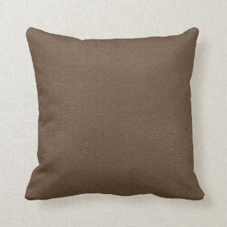 Custom Leather Pillow for Home or Office Décor Cushion