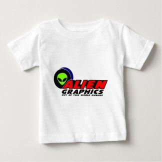 Custom line baby T-Shirt