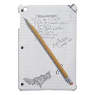 """""""custom  list - notepad"""" iPad Mini Case"""