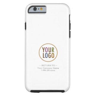 Custom Logo Branded Tough iPhone 6 Case