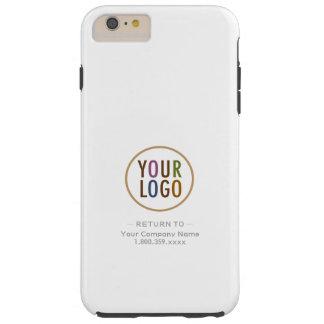 Custom Logo Branded Tough iPhone 6 Plus Case