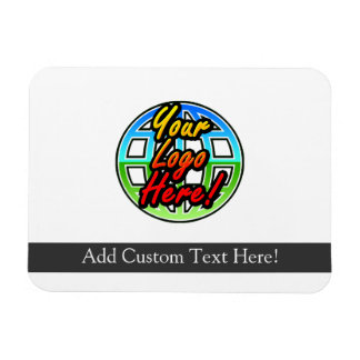 Custom Logo Corporate Gift Magnets