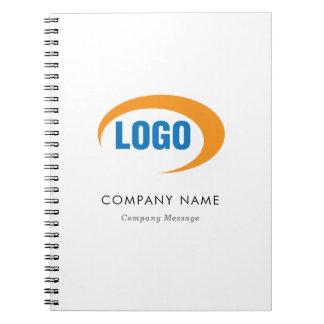 Custom Logo Notebook