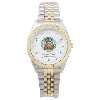 Custom Logo Watch, No Minimum Quantity Wrist Watch