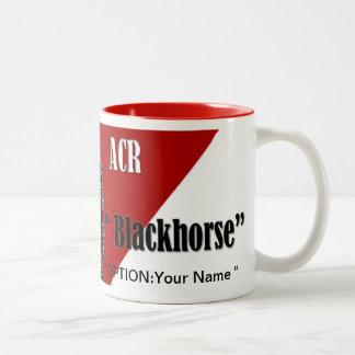 Custom logo'ed Blackhorse Mug