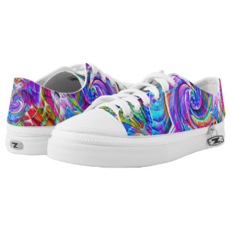 Custom Low Top ColorPop! Shoes Printed Shoes