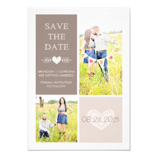 CUSTOM LSITING | SAVE THE DATE ANNOUNCEMENT