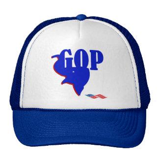 Custom made Designer GOP Caps Cap