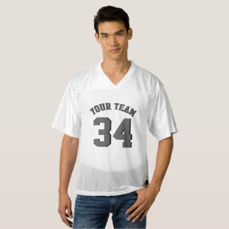 Custom Make Football Jersey Your Team Name Number