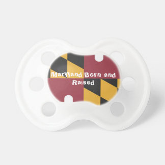 Custom Maryland Pacifier