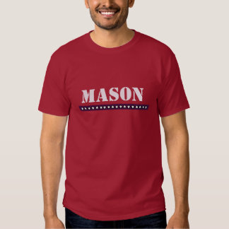 Custom Mason Tshirts