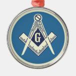 Custom Masonic Blue Lodge Ornament