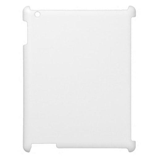 Custom Matte iPad Case