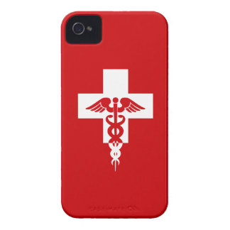 Custom Medical Professional Blackberry Bold case