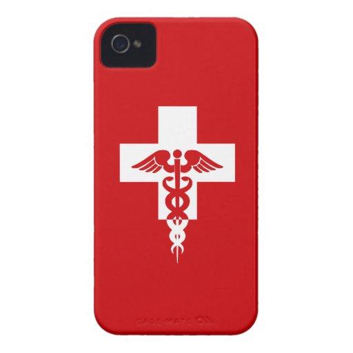 Custom Medical Professional Blackberry Bold case