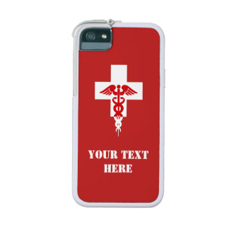 Custom Medical Professional cases iPhone 5/5S Covers