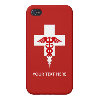 Custom Medical Professional cases iPhone 4 Covers