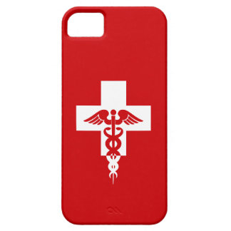 Custom Medical Professional iPhone 5 Case-Mate Barely There iPhone 5 Case
