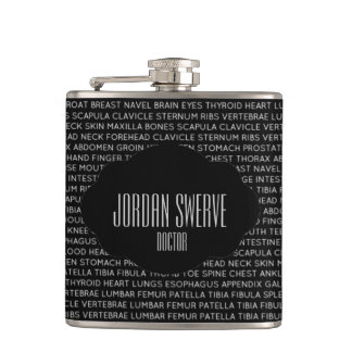 Custom Medical Terminology Flasks