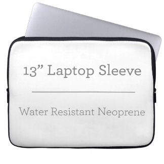 Custom Medium Laptop Sleeve