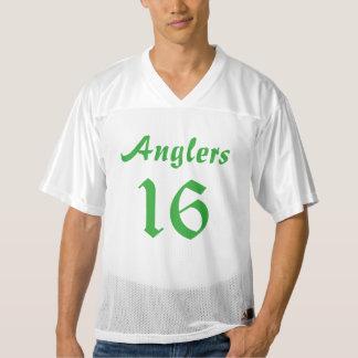Custom Men's Augusta Replica Football Jersey