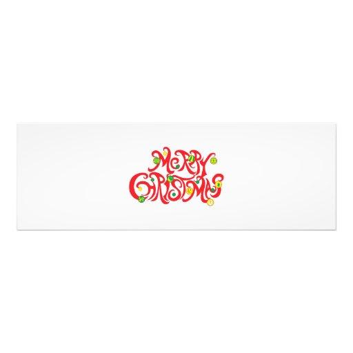 Custom Merry Christmas with Christmas Balls Mugs Photo Print