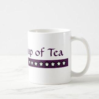 Custom Mimi Cup of Tea Basic White Mug