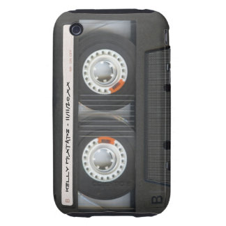 Custom Mixtape iPhone 3G cover iPhone 3 Tough Covers
