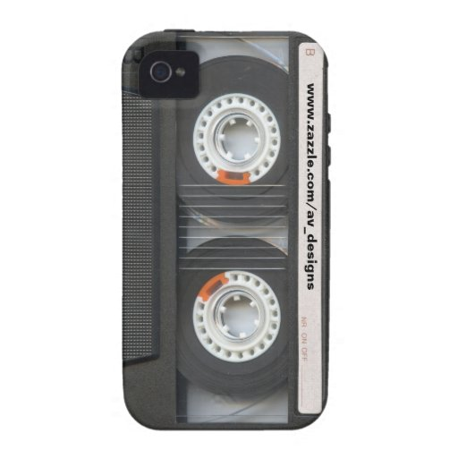 Custom Mixtape iPhone 4G cover Vibe iPhone 4 Case