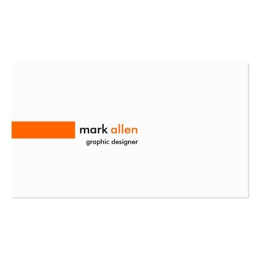 Custom Modern 520 Business Card Templates