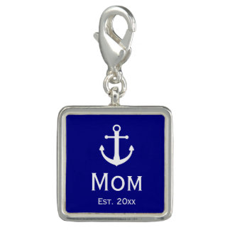 Custom Mom Est. Anchor