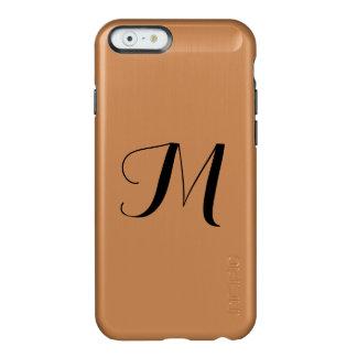 Custom Monogram I Phone 6 Incipio Feather® Shine iPhone 6 Case