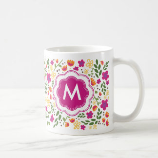 Monogram Mugs from Zazzle.
