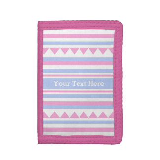 Custom Monogram Quilt pattern wallets