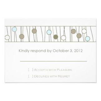 Custom_Monogram Wedding RSVP Custom Invitations