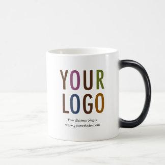 Custom Morphing Mug Promotional Corporate Logo