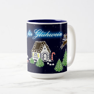 Custom Mug for Mulled Wine / Glühwein