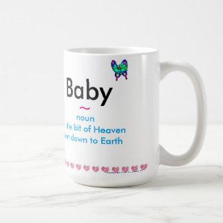 Custom Mug for New Parents 15 oz Classic White Mug