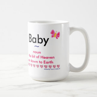 Custom Mug for New Parents 15 oz Classic White Mug