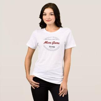 Custom Mum Game T-Shirt