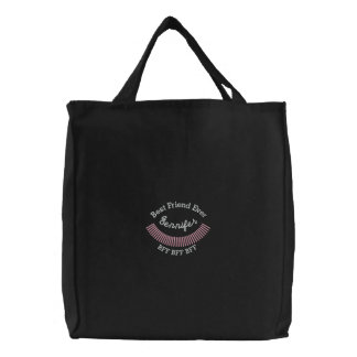 CUSTOM NAME - Best Friend Ever Bags