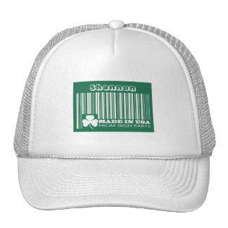 Custom Name St. Patrick's Day Fun Gift Hats