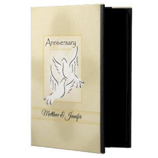 Custom Name, Wedding Anniversary Blessings Case For iPad Air