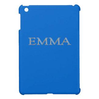 Custom Names Raised Lettering iPad Mini Case