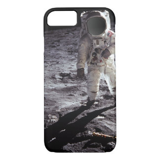 Custom Nasa Astronaught on moon iPhone 7 Case